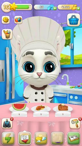 Oscar the Cat - Virtual Pet android2mod screenshots 3