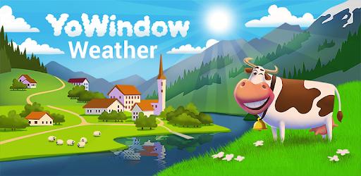Yo Window Weather App Widget