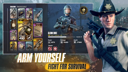 The Walking Dead: Our World APK 17.1.0.5760 Download For Android 3