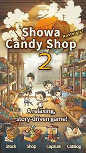 Showa Candy Shop 2 MOD Apk 1.2.0 (Unlimited Money) 1