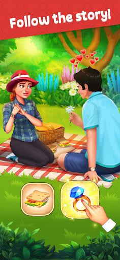 New Garden Match 3 Games Design Apkfinish screenshots 5