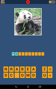 Animal Quiz - Guess animal game to learn animals