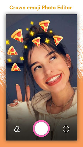 Crown Heart Emoji Photo Editor  Screenshots 1