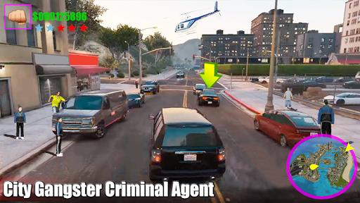 Real Gangster Grand Crime Mission 3d  screenshots 1