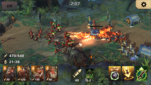 Kharaboo Wars: Orcs assault 0.20 screenshots 4