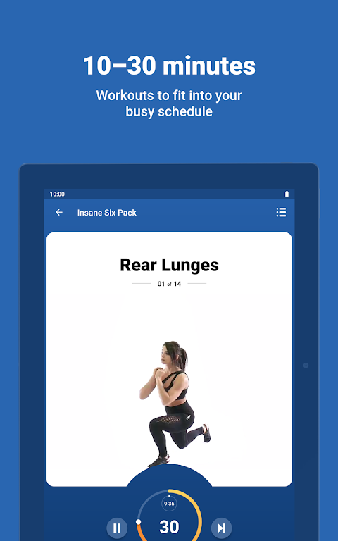 Fitify: Workout Routines & Training Plans  poster 14