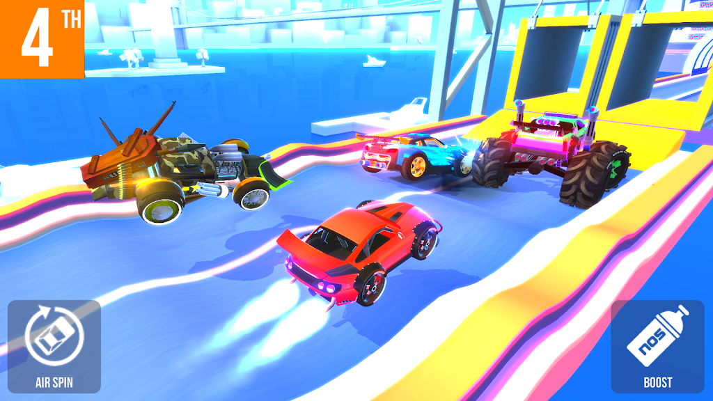 SUP Multiplayer Racing  poster 3