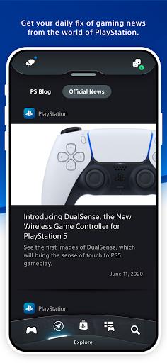 PlayStation App screenshots 6