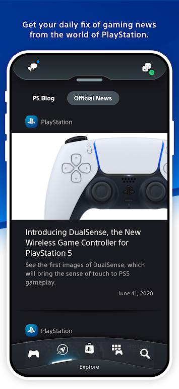 PlayStation App  poster 5