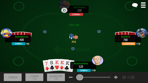 Poker 5 Card Draw - 5CD Apkfinish screenshots 3