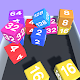 Chain Cube : 2048 3D Cube Merge - Jelly 2048 für PC Windows