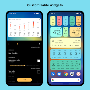 Today Weather Mod APK 2.0.0 Premium Unlocked Download For Android 3