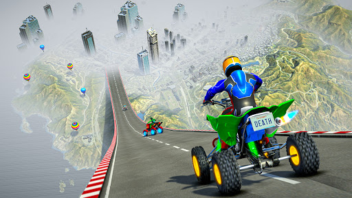 ATV Quad Bike Racing u2013 Mountain Climb Stunt Games  screenshots 11