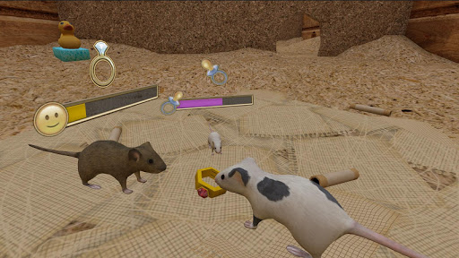 Mouse Simulator : rat rodent animal life  APK MOD (Astuce) screenshots 4