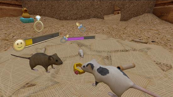Mouse Simulator : rat rodent animal life 1.23 Screenshots 4