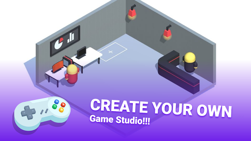 Game Studio Creator - Build your own internet cafe apkslow screenshots 7