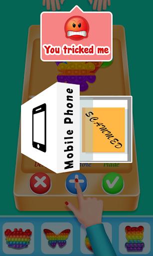 Mobile Fidget Toys 3D- Pop it Relaxing Games 1.0.10 screenshots 3