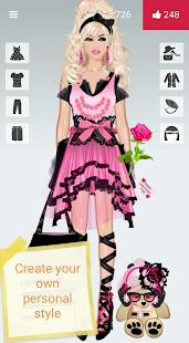 ファッションスーパースタードレスアップ