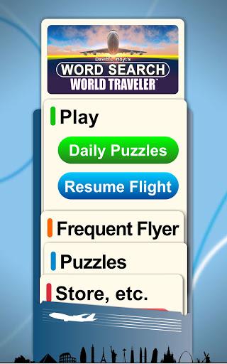 Word Search World Traveler 1.15.8 screenshots 9