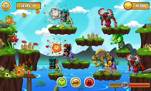 Angry Plants Apk Son S r m 2021 2