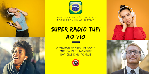 Super Radio Tupi Ao Vivo Download Apk Free For Android Apktume Com