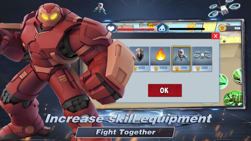 Super City Herouff1aCrime City Battle  screenshots 4