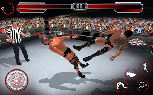 World Wrestling Revolution Stars: 2017 Real Fights 1.0.2 Screenshots 15