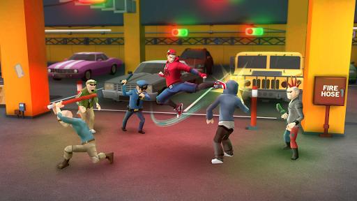 Spider Fighter: Superhero Revenge apkpoly screenshots 4