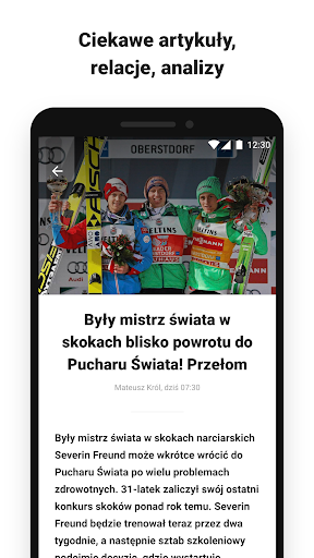 Sport.pl LIVE apktram screenshots 2
