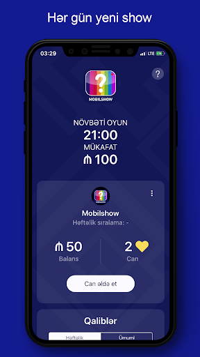 Mobilshow screenshots 3
