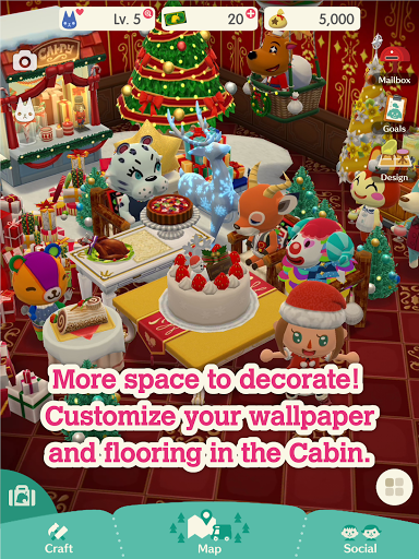 Animal Crossing: Pocket Camp 4.0.3 screenshots 11
