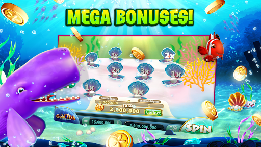 Gold Fish Casino Slots - FREE Slot Machine Games 25.12.00 screenshots 4
