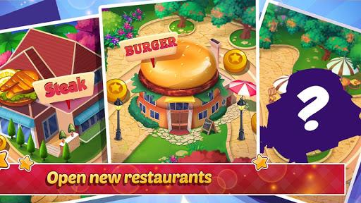 Kitchen Madness - Restaurant Chef Cooking Game Apkfinish screenshots 14