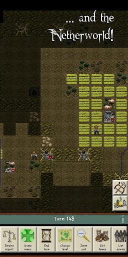 rising empires 2 - 4x fantasy strategy screenshot 3