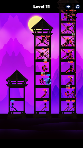 Hero Castle War: Tower Attack  screenshots 3