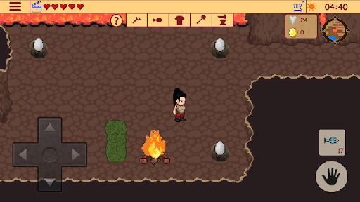 Survival RPG 3: Lost in Time Adventure Retro 2d apktram screenshots 15