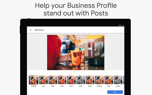 Google My Business - Connect with your Customers 3.33.0.346655744 Screenshots 9