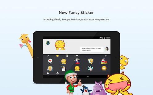 GO Keyboard Lite - Emoji keyboard, Free Theme, GIF 3.25 Screenshots 11