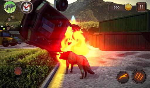 Wolf Dog Simulator 1.0.6 screenshots 12
