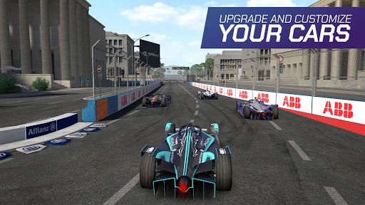 ghost racing: formula e screenshot 3