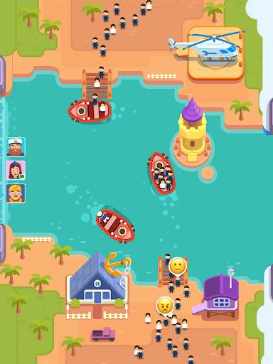 Idle Ferry Tycoon - Clicker Fun Game 1.6.4 screenshots 10