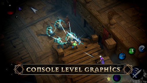 Blade Bound: Legendary Hack and Slash Action RPG  screenshots 8