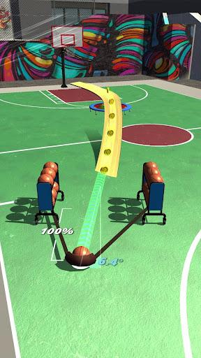 Slingshot Basketball! modavailable screenshots 4