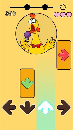 Dancing Chicken: FNF music game screenshots 1