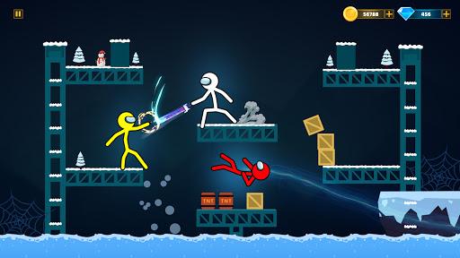 Supreme Stickman Battle: Stick War Fighting Games 1.0 screenshots 6