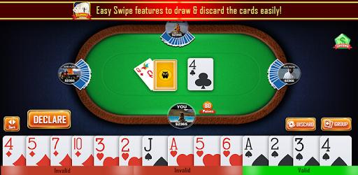 Rummy offline King of card game 1.1 Screenshots 1