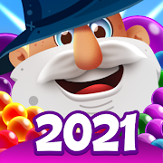 Bursting bubbles puzzles: Bubble popping game!