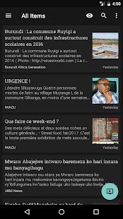 Burundi News | Kurasa
