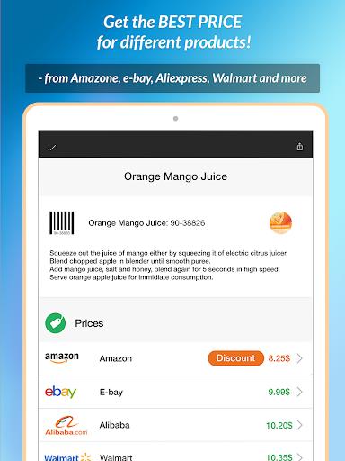 QR Scanner & Barcode reader  Screenshots 7
