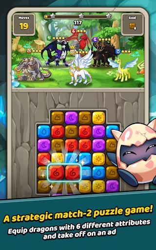 Dragon Village B - Dragon Breeding Puzzle Blast 1.1.29 screenshots 10